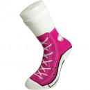 Großhandel Strümpfe & Socken:-Baseball-Socken Variationen: Basic Socken