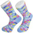 Großhandel Strümpfe & Socken: Socken Süßigkeit Jelly Beans