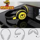 Headphones PacMan