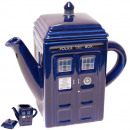 Doctor Who Tardis Teekanne