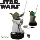 Star Wars Yoda lampka USB