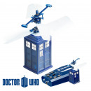 wholesale RC Toys: Tardiscopter the  Tardis Radio Control Flying Dr Wh