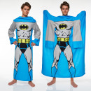 wholesale Bed sheets and blankets: blanket fleece sleeves Batman