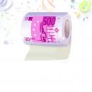 Toilet Paper 500 Euros