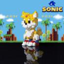 wholesale Blocks & Construction: Bricks Pixel Tails the Fox