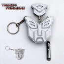 Keyring Transformers Double Pen and Jac Jack