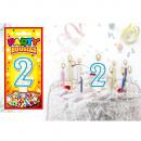 Figuren Kerzen Geburtstags-Variationen: Kerzen