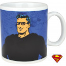 grossiste Thermos: Mug Thermoréactif  Superman - Clark Kent