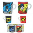 Espresso Mugs Batman and Robin