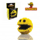 wholesale Blocks & Construction:Pixel PacMan Bricks