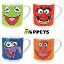 Stackable Mugs Muppets