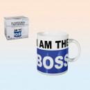 wholesale Houshold & Kitchen:Giant Mug I am The Boss