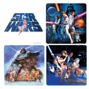 4 Pack Coaster Star Wars in Liège