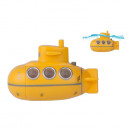 Radio ducha submarino amarillo