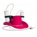 wholesale Headgear:Pink Cowgirl Hat Beer
