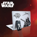 mayorista Accesorios: Pegatinas Star Wars episodio 7