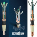 Sonic Screwdriver  Universal Remote 12. D