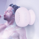 grossiste Electronique de divertissement: Haut-Parleur de Douche Bluetooth en Silicone Coule