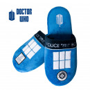 wholesale Shoes: Dr Who Tardis  slippers  Attributes: ...