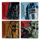 wholesale Crockery: Plates Characters  Star Wars Melamine - Lot