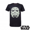 wholesale Children's and baby clothing: T-Shirt Stormtrooper Phosphorescent ...