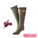 Zelda High Socks