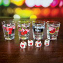 wholesale Parlor Games: Shooters Jackpot Casino - Set of 4