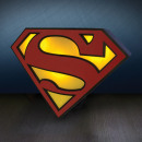 grossiste Lampes: Lampe d'Ambiance Superman Logo