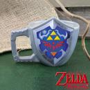 mayorista Otro: Taza del escudo de Zelda en 3D