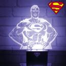 grossiste Lampes: Lampe Buste Super-Héros Superman