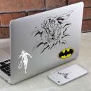 wholesale Accessories: DC Comics Superhero Stickers