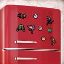 grossiste Magnetique: Aimants pour Frigo  Super-Héros Marvel Avengers