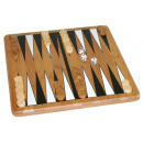 wholesale Parlor Games: Bamboo Backgammon + Chess