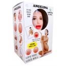 wholesale Erotic-Accessories: Life-size 3D Angelina doll (with 3 holes