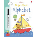 wholesale Storage media: Book Usborne - Wipe-Clean Alphabet