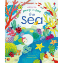 Book Usborne - Peep Inside the Sea