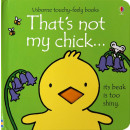 wholesale Storage media: Book Usborne - That's not my chick ...