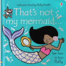 wholesale Storage media: Book Usborne - That's not my mermaid ...