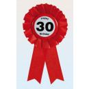 Abzeichen Geburtstag - 30