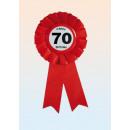 nagyker Ajándékok és papíráruk: Badge születésnapját - 70