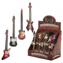 wholesale Music Instruments: Pens in the shape of electric guitars