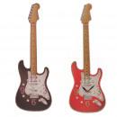 wholesale Clocks & Alarm Clocks: Clock in the shape of a guitar