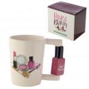 wholesale Nail Varnish:Nail polish mug