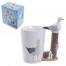 Mug of seagull
