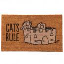 Cat Simona wiper - Cats Rule