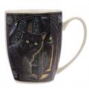 Mug en porcelaine Lisa Parker chat