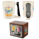 TV fan mug - remote control