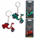 Key chain keyring scooter