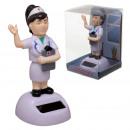 Großhandel Erotik Bekleidung: Solar Krankenschwester Figur