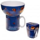 nagyker Háztartás és konyha: Porcelán játék felett - tál + csésze